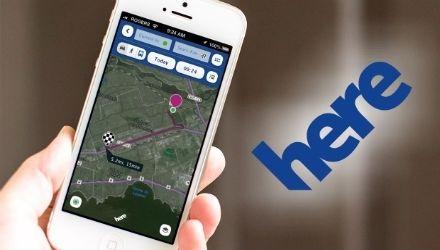 Here Maps iOS Uygulaması Geliyor! - Haberler - indir.com