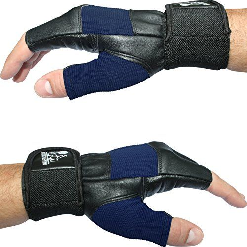 """Weight Lifting Gloves With 12"""" Wrist Support For Gym Workout, CrossFit, Weightlifting, Fitness & Cross Training - The Best For Men & Women - by Nordic Lifting™ - (Royal Blue, Medium) - 1 Year Warranty - http://todays-shopping.xyz/2016/08/27/weight-lifting-gloves-with-12-wrist-support-for-gym-workout-crossfit-weightlifting-fitness-cross-training-the-best-for-men-women-by-nordic-lifting-royal-blue-medium/"""