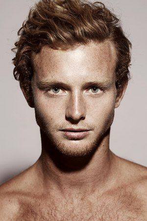 My Booker Management Agency - Jacob Mellish - model and talent portfolios