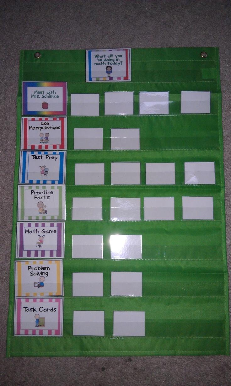 Third Grade All Stars: Math Workshop
