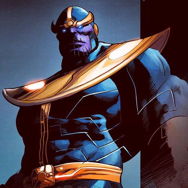 Thanos - Mike Deodato Jr.