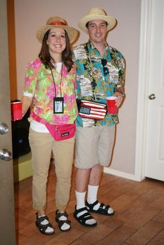 tacky tourist costume ideas - Google Search