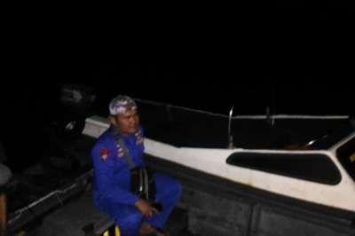 Tenggelam saat Memancing, Tim Polair di Dumai Masih Mencari Korban