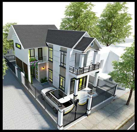Mẫu nhà đẹp 2 tầng mái thái của gia đình chị Dần tại Củ Chi-TP.HCM là phong cách mẫu nhà phố đẹp 2 tầng mang phẩm chất của trường phái kiến trúc Model Classic độc đáo...  http://maunhadepmoi.com/mau-nha-dep-2-tang-mai-thai-co-khong-gian-thoang-mat-bao-quanh-tai-cu-chi-tp-hcm.html