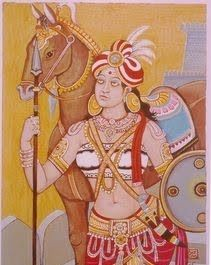 Rani Rudrama Devi of the thirteenth century was one of the most outstanding queens in Indian History from Kakateeya dynasty and people still cherish her memories. She took an active part in governing the country and strove hard to promote the best interests of the state.