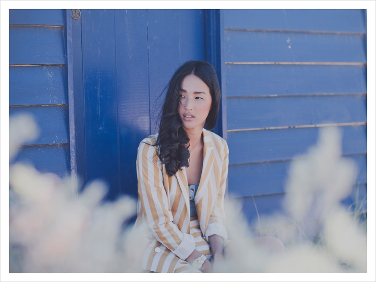 pure shores (Gary Pepper): Gary Pepper Girl, Striped Blazer, Striped Shorts, Lifestyle Site, Shores Gary