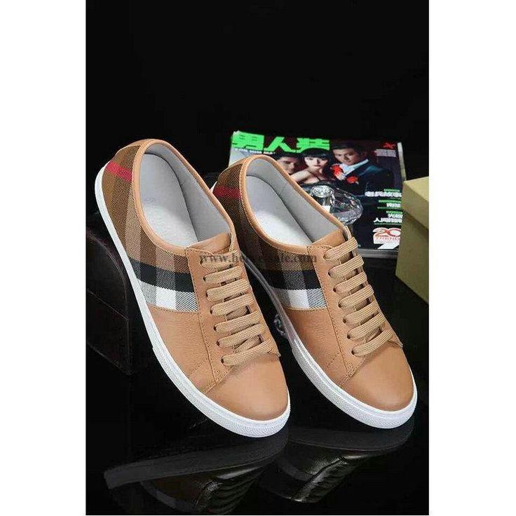 Burberry Casual Men 2014-2015 Shoes BMS015(3 colors)