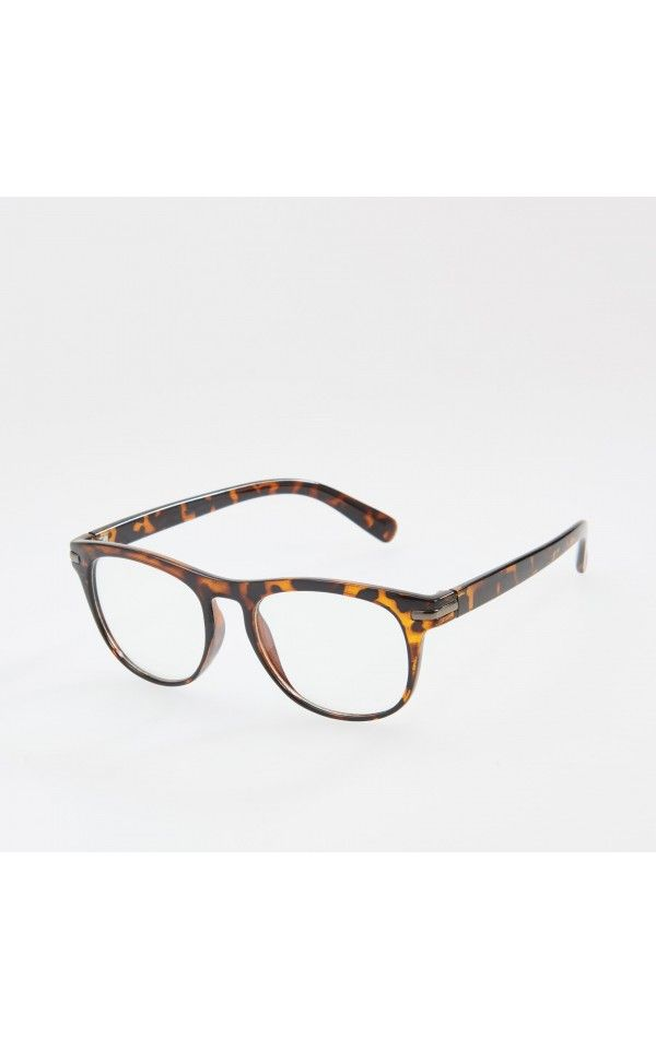 No lens glasses, NEW COLLECTION SK 16, brown, RESERVED