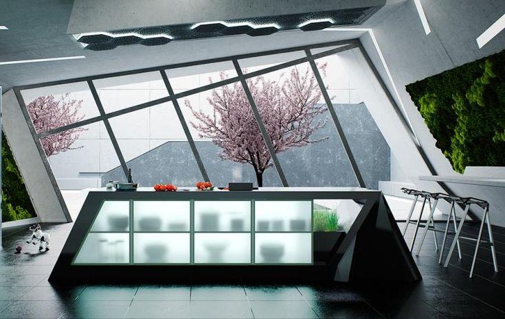 ... Futuriste sur Pinterest  Site web design, Mobilier futuriste et Site