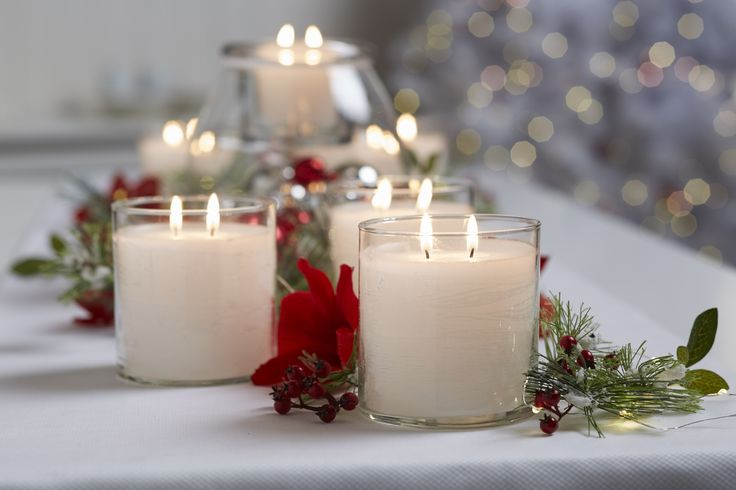 14 best no l by partylite images on pinterest candle sticks lights and snow. Black Bedroom Furniture Sets. Home Design Ideas