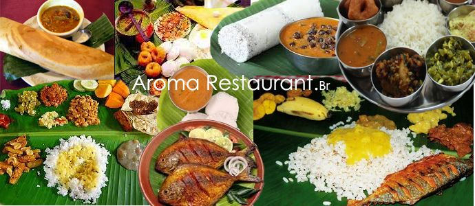 Aroma Restaurant - Welcome to our restaurant and enjoy our wide range of  both vegetarian and non-vegetarian South Indian dishes at affordable price.