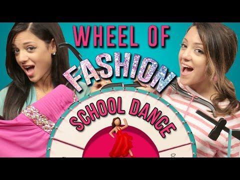 School Dance Challenge with Niki and Gabi - YouTube