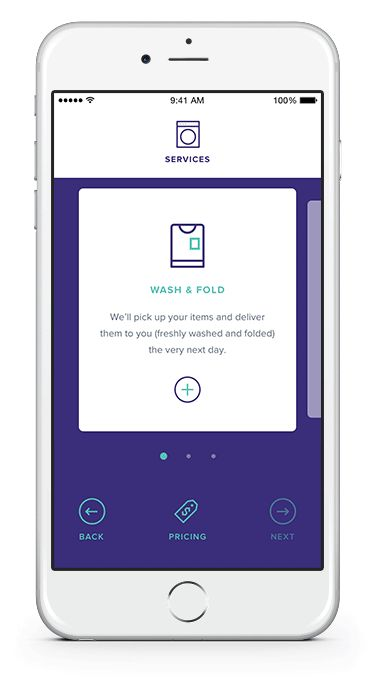 Get $10 off your first laundry order at Cleanly with the code EMILYMA11