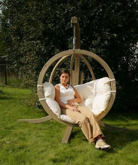 That just looks super comfy, I'll have that in my garden on in my huge loft space, maybe in the conservatory, hmm