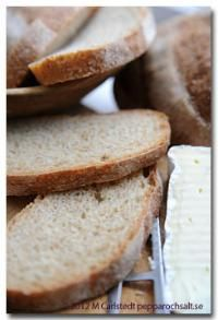 Grahamsbröd med durumvete - Hembakat bröd