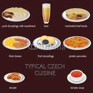Typical Czech Food