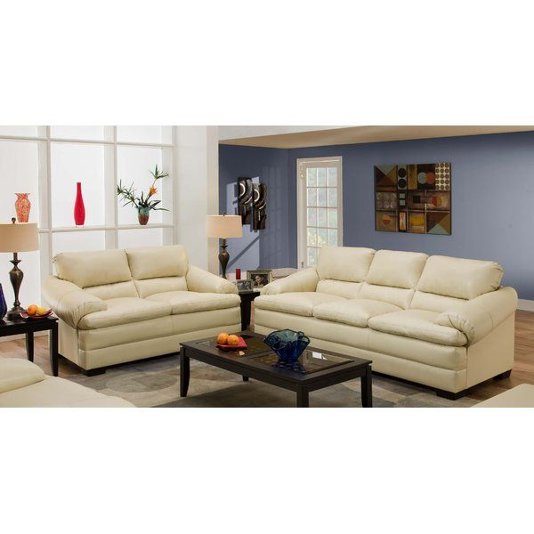 Slipcovers For Sofas Red Barrel Studio bonded leather sofa with a pub back padded arms and pillow top