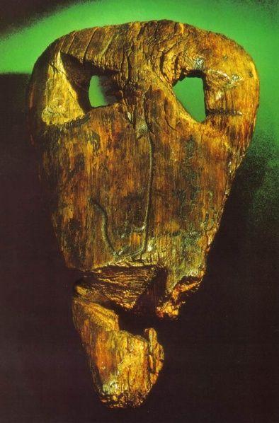 Maska z Opola