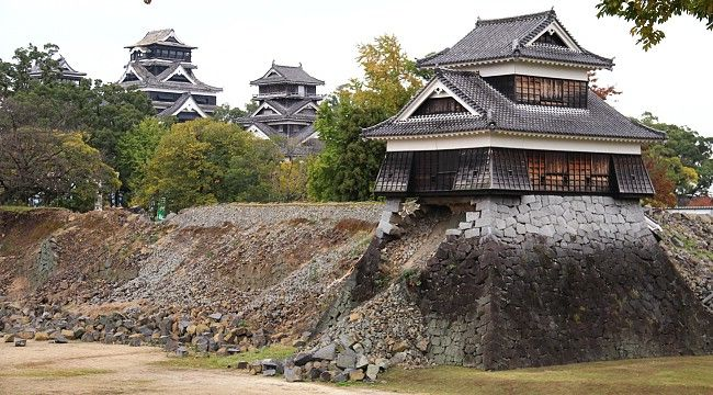Kumamoto Travel: Kumamoto Castle