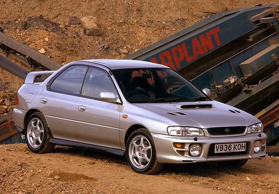 Subaru Impreza wrx 1996