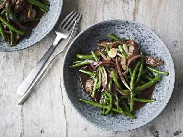 ukens matplan: Oksekjøtt med grønne bønner - KK.no