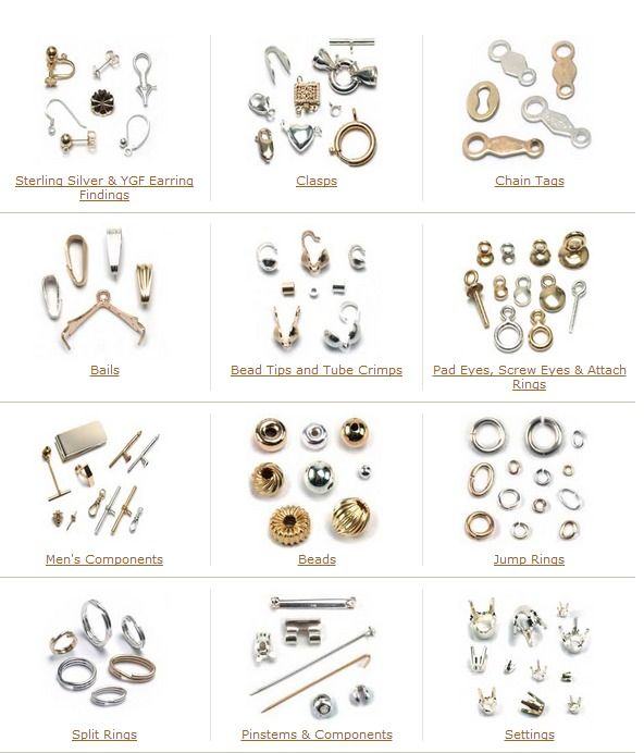 Jewelry Tools, Jewelry Findings, and Jewelry Making Supplies |.
