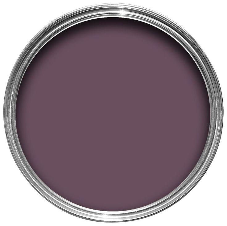 Dulux Once Mulberry Burst Matt Emulsion Paint 50ml Tester Pot | Departments | DIY at B&Q