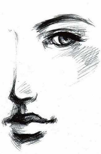Image result for Beginner Pen Drawings | Sketch painting ...