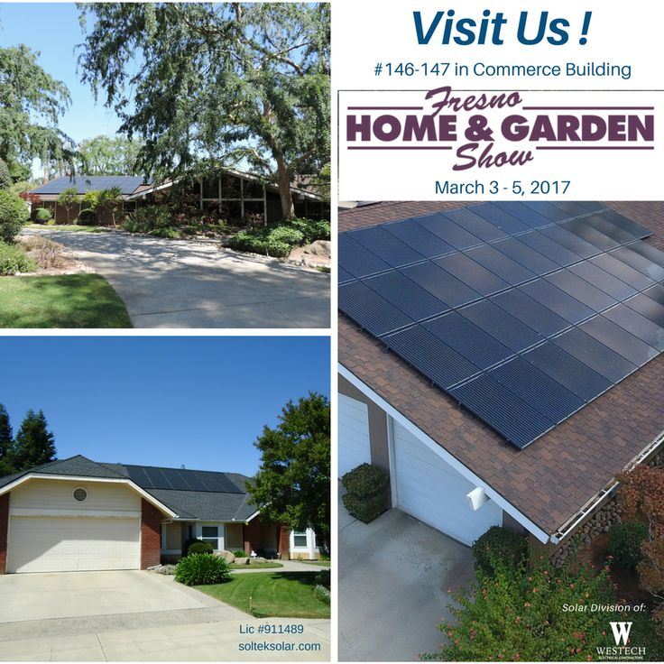 12 Best Fresno Home Show Images On Pinterest Solar Energy Solar Power And Announcement