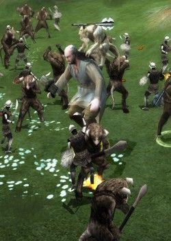 Narnian tarinat: Prinssi Kaspian (PC, PS2, PS3, Wii, 360) | Dome.fi