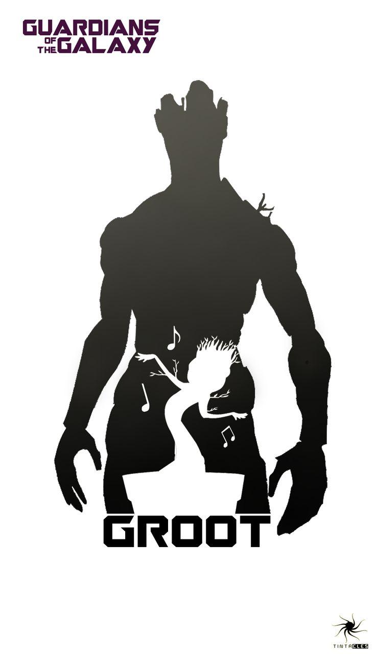 Guardians of the Galaxy   Groot   Vin Diesel   Marvel   Fan Art