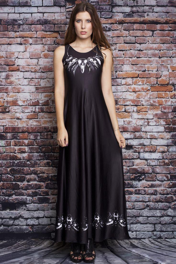 Voodoo Sleeveless Maxi Dress - $110.00 AUD
