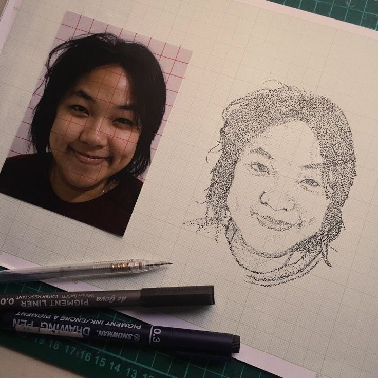 Pointillism Exercise