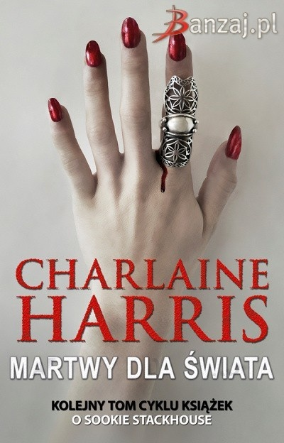 I love Charlaine Harris!