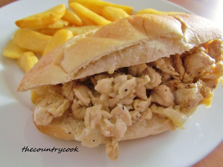 This Chicken Philly Sandwich is a huge favorite of my family. This fool-proof recipe will make the best sandwiches every single time. So delicious!