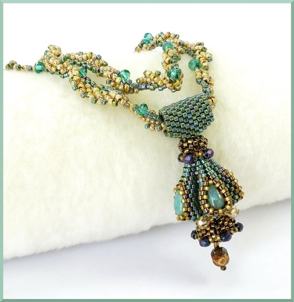 430 best beadwork pendant hangers images on pinterest beaded penny dixon designs mental gymnastics with maggie meister mozeypictures Choice Image