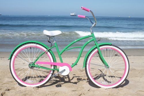 Beach Cruiser Bike #BeachCruiser #BeachLife #Bike