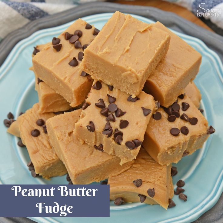 Easy Peanut Butter Fudge is rich, decadent and perfectly creamy. Simple instructions for how to make fudge in just 10 minutes!
