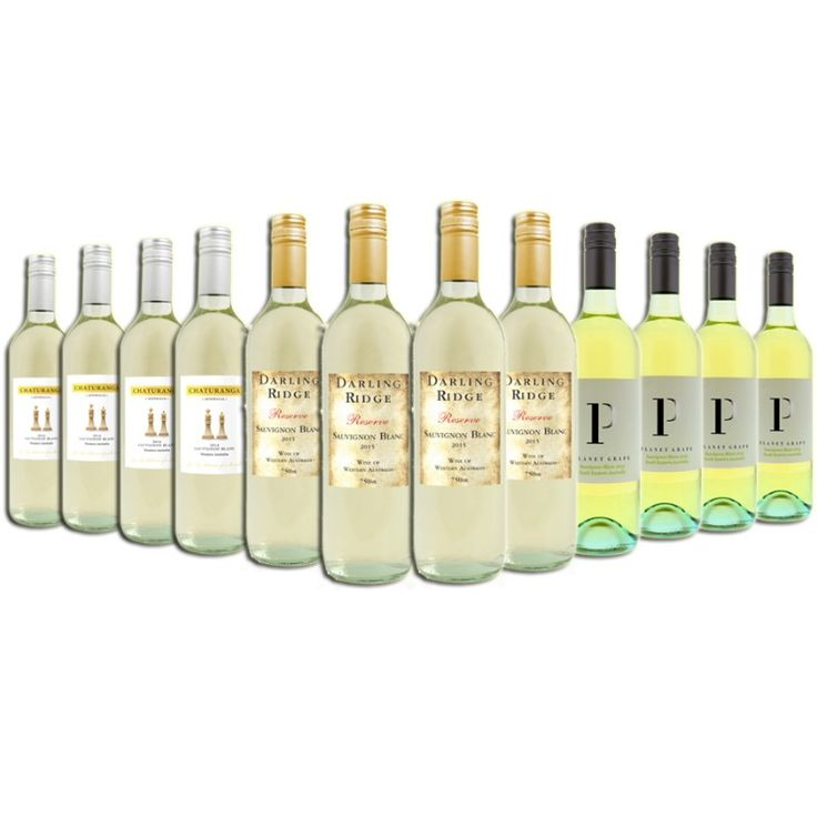 12 Bottle Mix of Premium Sauvignon Blanc White Wine | Buy White Wines