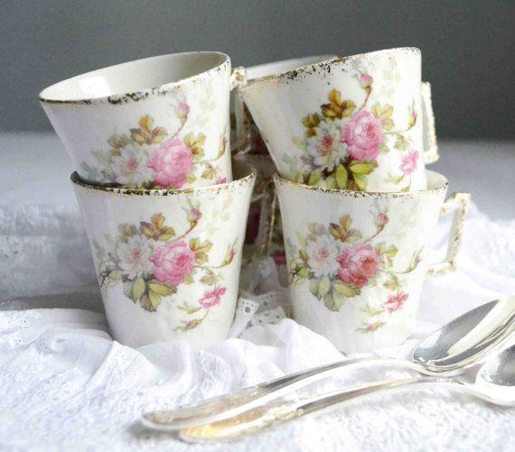 les 110 meilleures images propos de vaisselle ancienne vaisselle fleurie sur pinterest vase. Black Bedroom Furniture Sets. Home Design Ideas