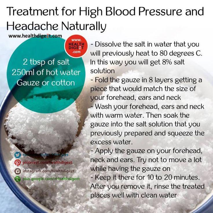 High Blood Pressure & Headache