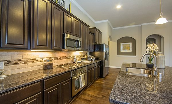 44 best images about lennar home ideas on pinterest for Kitchen design houston