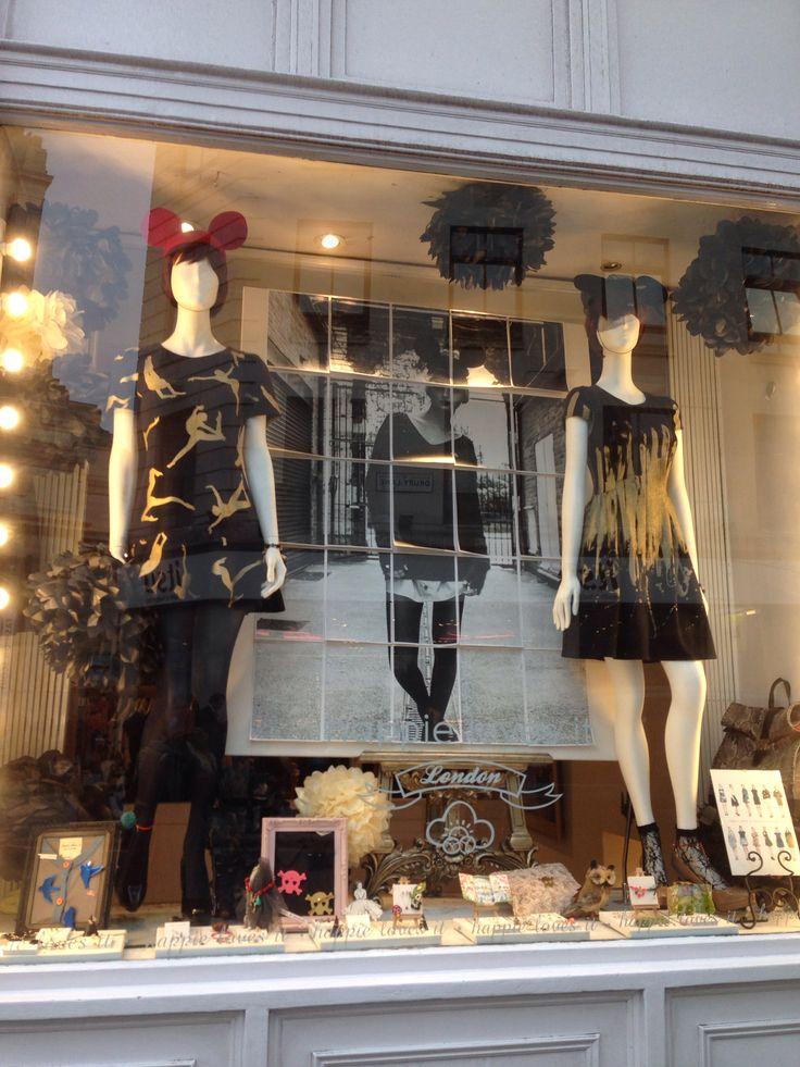 shop display  happie loves it,covent garden, london