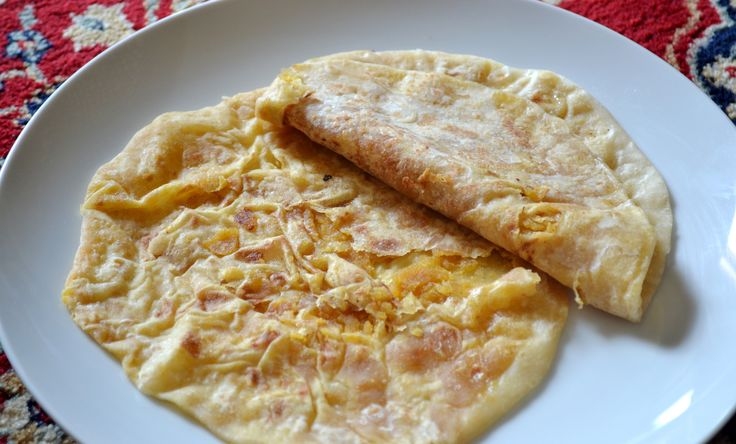 Puran Poli (Soft Indian Flat Bread with sweet jaggery stuffing) : http://secretindianrecipe.com/recipe/puran-poli-soft-indian-flat-bread-sweet-jaggery-stuffing
