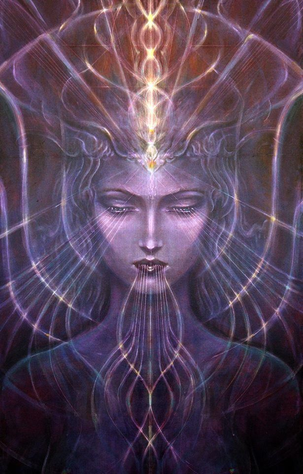 Higher Dimensional Consciousness, Visionary Artist Daniel Mirante