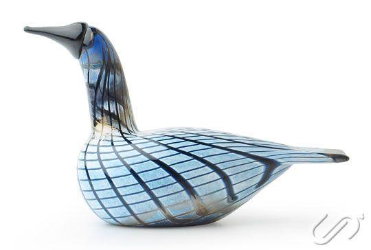 iittala Birds by Oiva Toikka Small Loon. Since 2003.