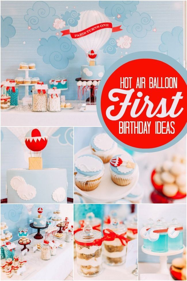 405 best images about boy 39 s first birthday on pinterest for Balloon decoration for birthday boy