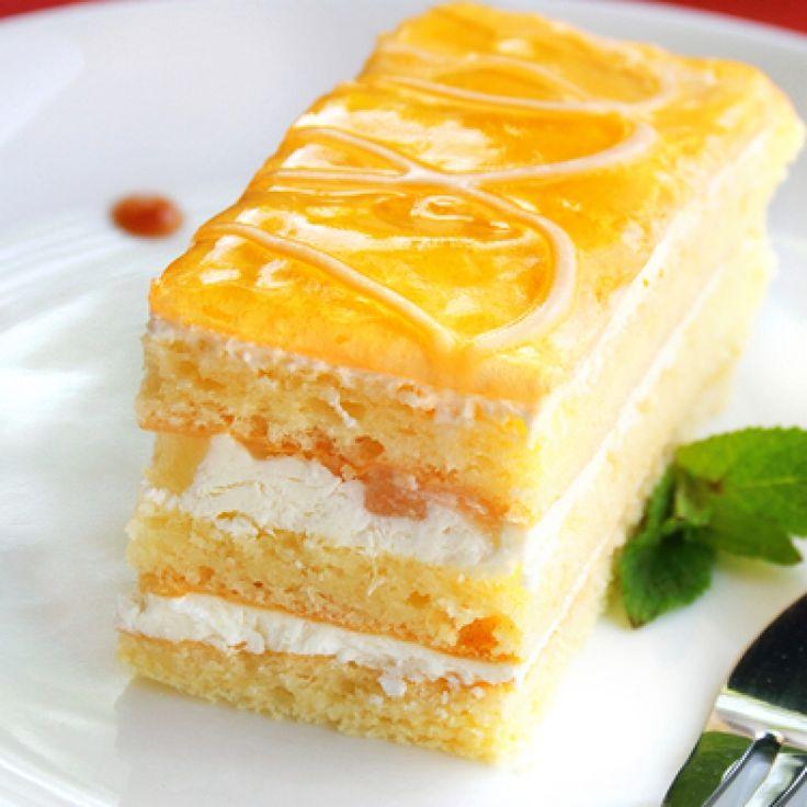 How To Make Orange Sponge Cake