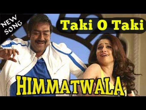 Taki Taki Official Song Video from Himmatwala OUT- Director Sajid Khan who is currently busy promoting his film, Himmatwala has not only adapted the old Himmatwala to the contemporary scenario he has even kept the songs from the original as they were. If Naino Mein Sapna is over-the-top beach song with gaudy outfits and hundreds of dancers, Taki...
