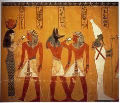Calasiris Prenda de la indumentaria militar egipcia era una pieza mas larga que ancha y venia totalmente plisada